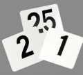 Rental store for TABLE NUMBERS 26-50 SET in Denver CO