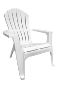Rental store for ADIRONDACK CHAIR WHITE in Denver CO