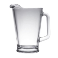 Rental store for WATER PITCHER GLASS 60 OZ in Denver CO