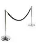Rental store for STANCHION ROPE BLACK 8 in Denver CO
