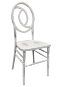 Rental store for INFINITY CHAIR DISTRESSED WHITE in Denver CO