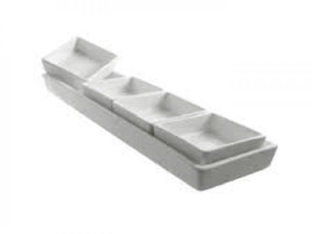 Where to find TID BIT TRAY  HOLDS 4 2  SQ in Denver