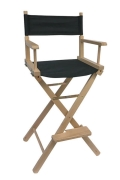 Rental store for CHAIR DIRECTOR S TALL - BLACK in Denver CO