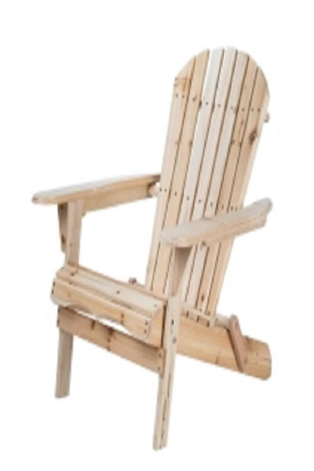 Where to find ADIRONDACK CHAIR NATURAL WOOD in Denver