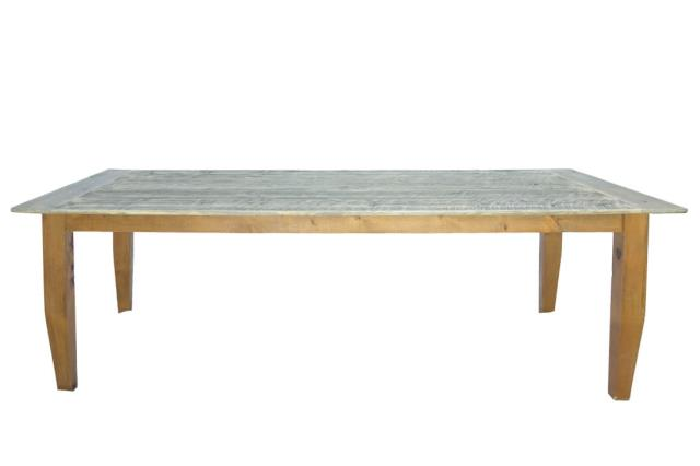 Where to find OLD WOOD SOUL FARM TABLE  8  X 38 in Denver