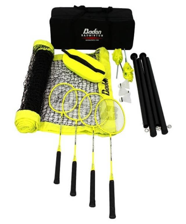 Where to find VOLLEYBALL   BADMINTON SET - COMPLETE in Denver