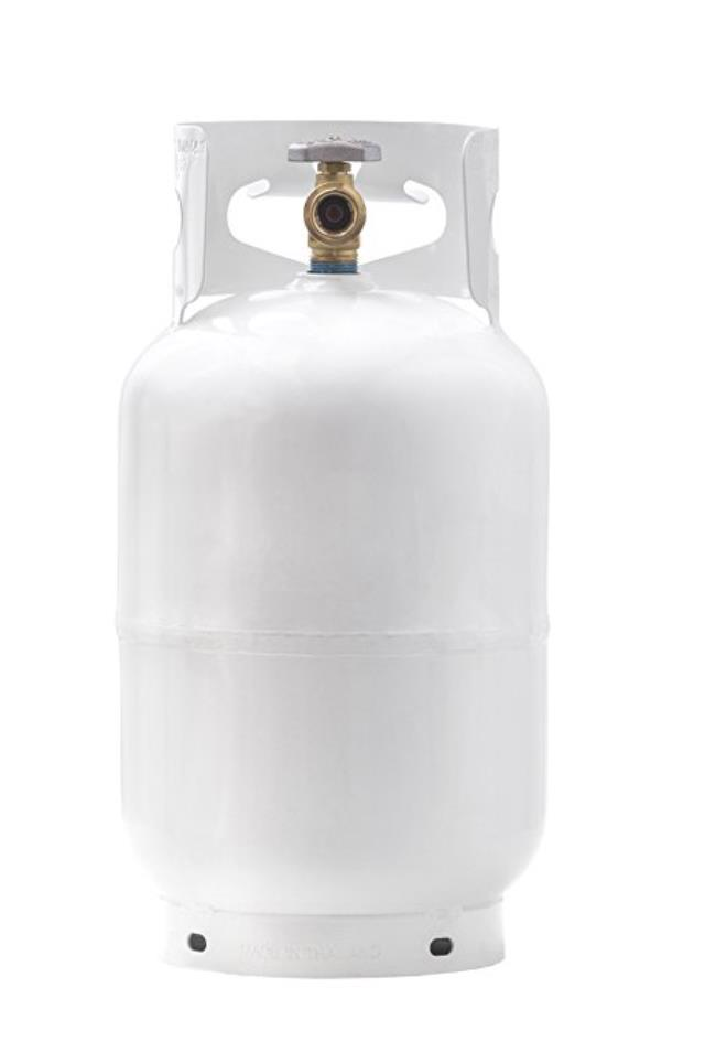 Where to find PROPANE TANK 40LB. in Denver