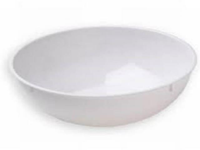 Where to find ROUND SERVING BOWL 12  WHITE in Denver