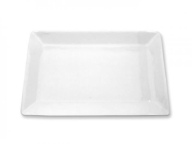 Where to find PLATTER 13  RECTANGULAR WHITE in Denver