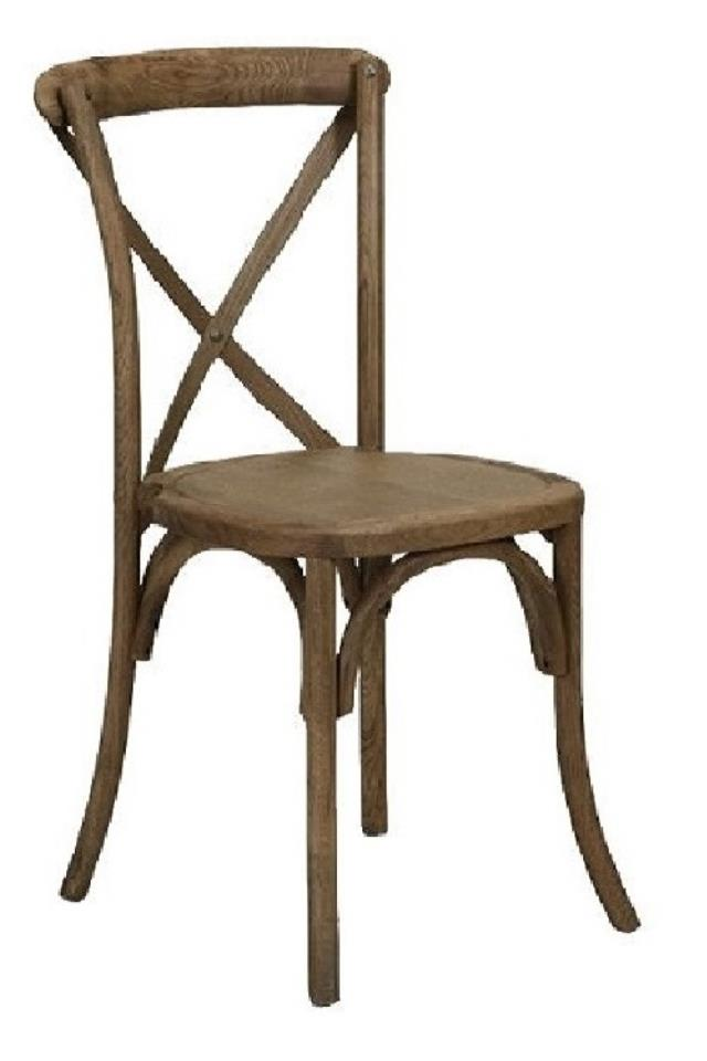Where to find WOOD SEAT CROSSBACK CHAIR in Denver