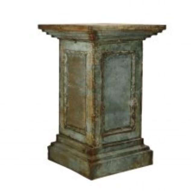Where to find PATINA PEDESTAL in Denver