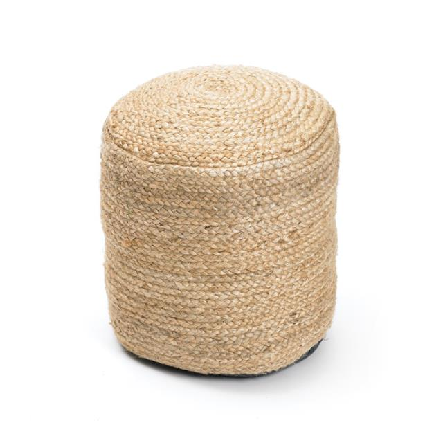 Where to find BRAIDED HEMP POUF in Denver