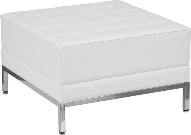 Where to find METRO WHITE OTTOMAN in Denver