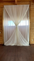 Rental store for VALENTINA DRAPING 16 X10 in Denver CO