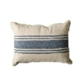 Rental store for COTTON CANVAS STRIPE PILLOW in Denver CO