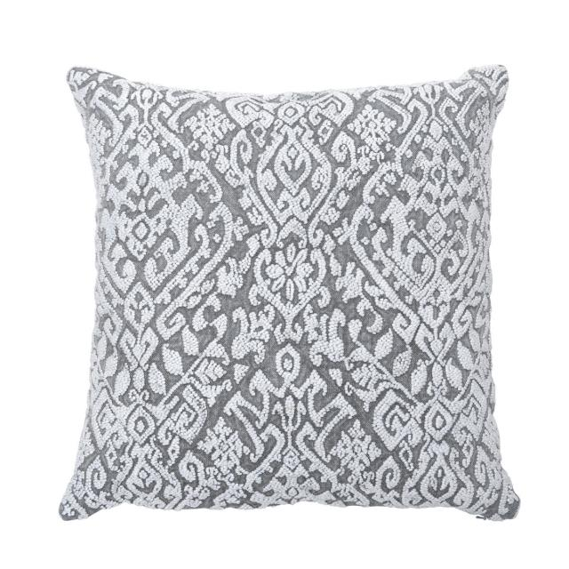 Where to find WISTERIA GREY PILLOW in Denver