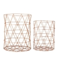 Rental store for COPPER BASKETS  SET OF 2 in Denver CO
