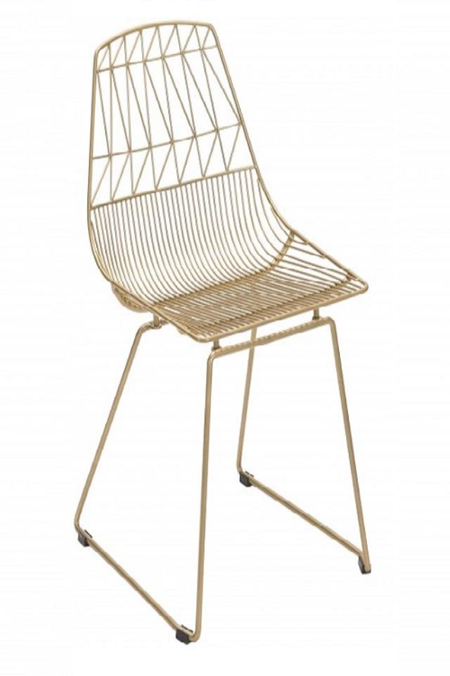 Where to find GOLD BERTOIA CHAIR in Denver