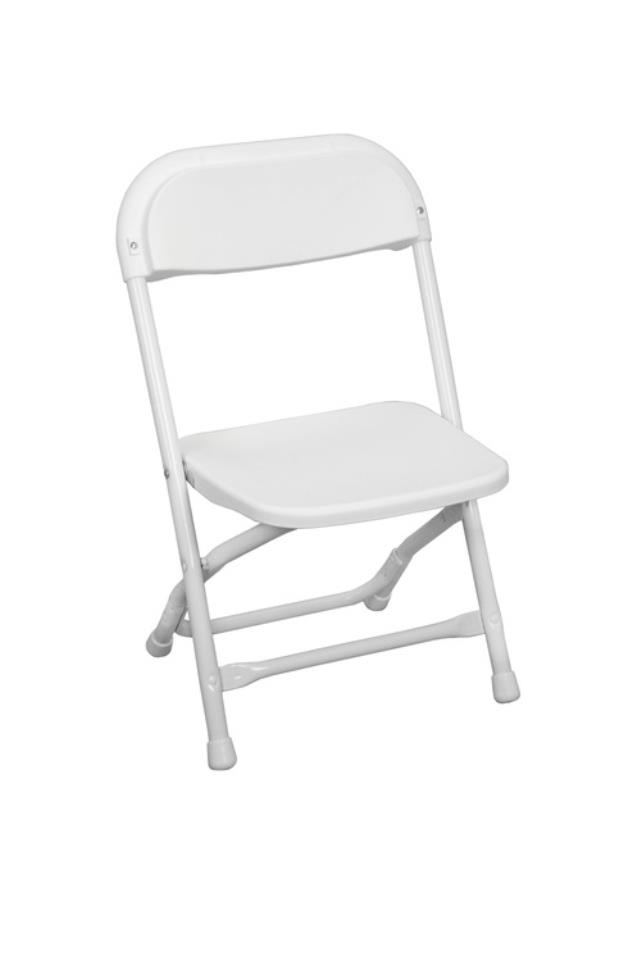 Where to find CHILDRENS FOLDING CHAIR WHITE in Denver